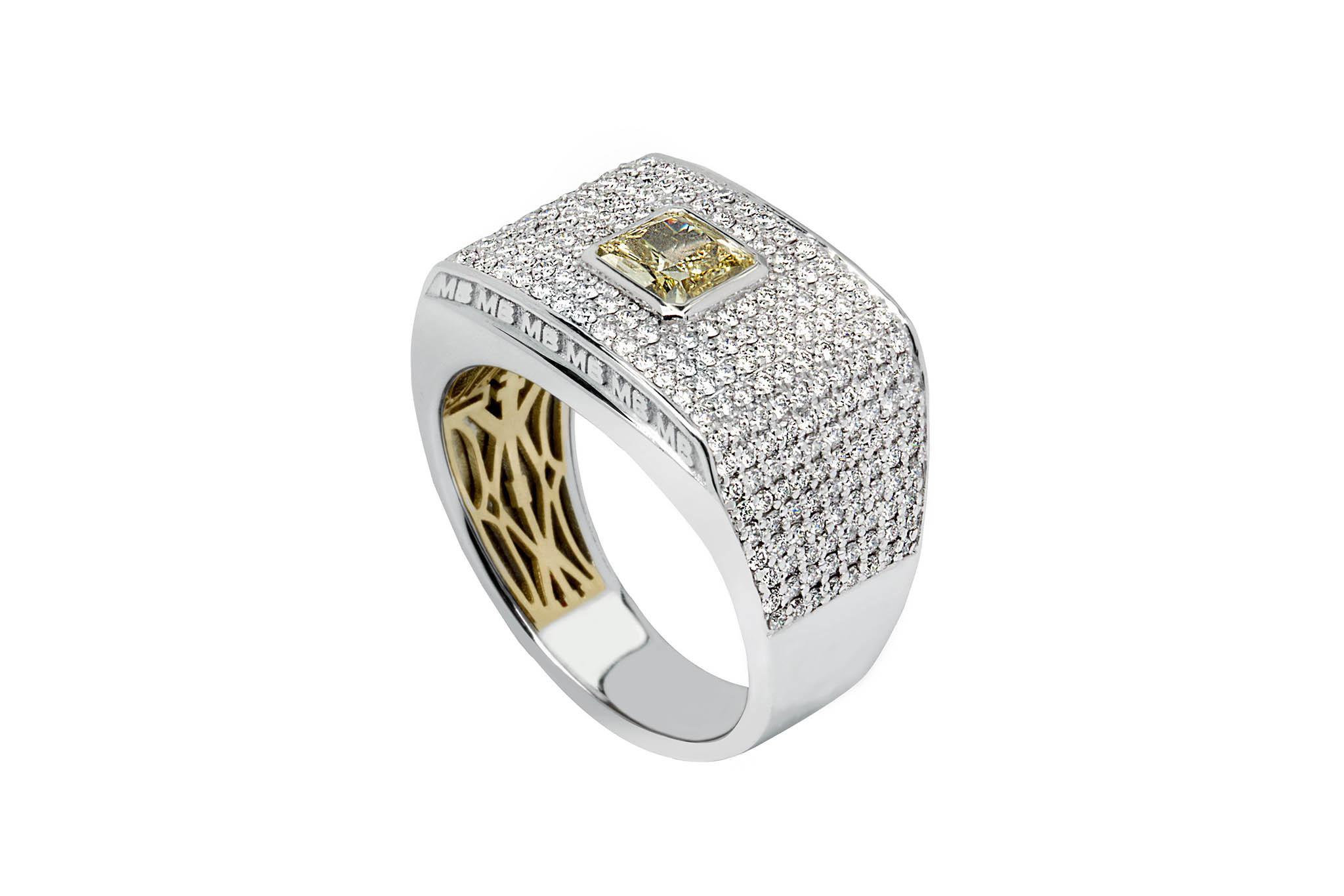 Wedding Rings for Him | Kalfin