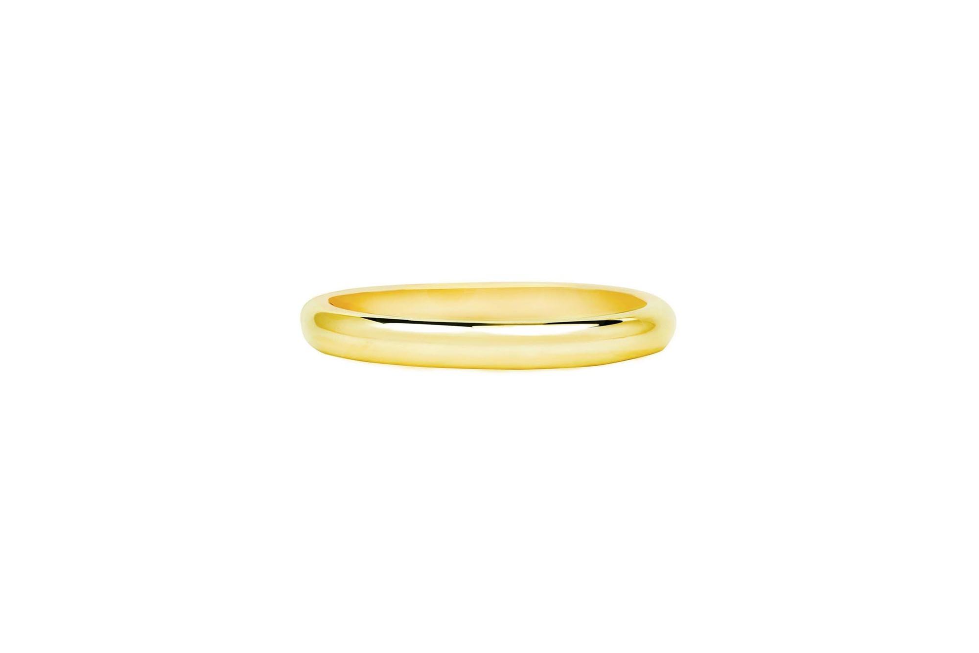 Plain Wedding Rings For Her Kalfin