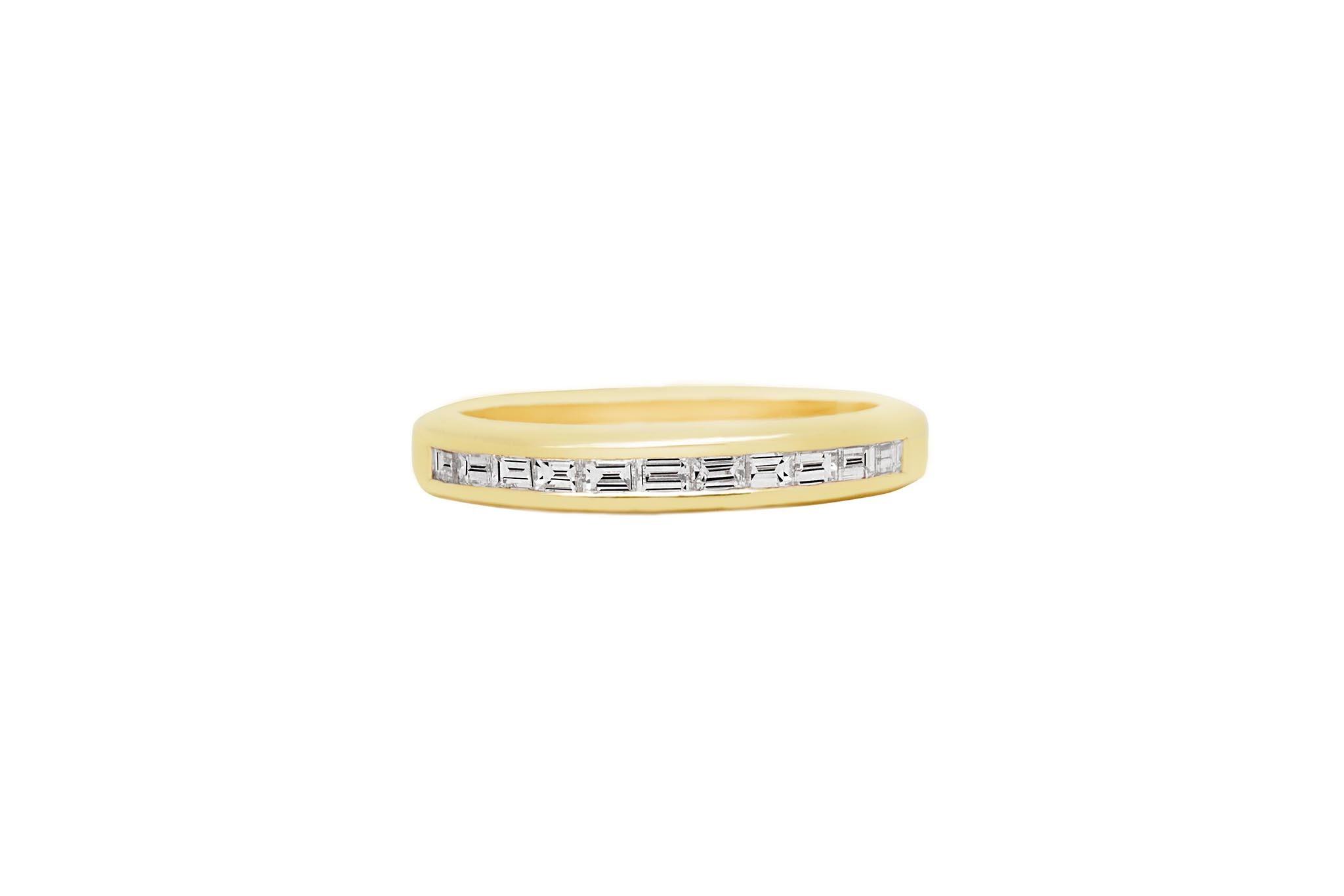 Diamond Wedding Rings for Her