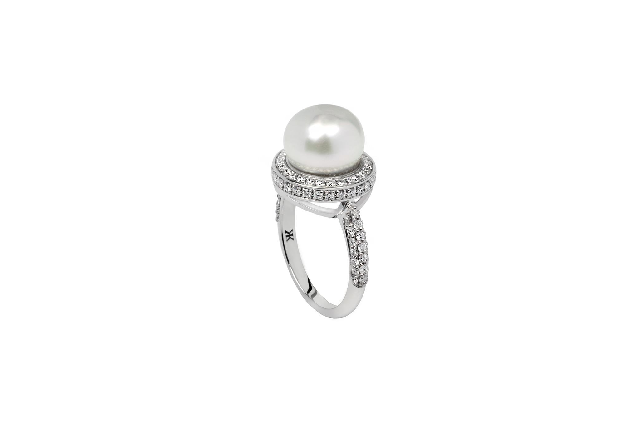 Custom Designed Pearl Jewellery Kalfin