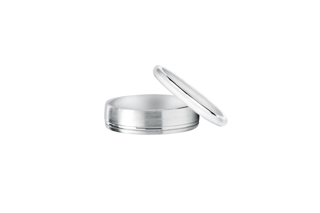 Plain Wedding Ring Melburne