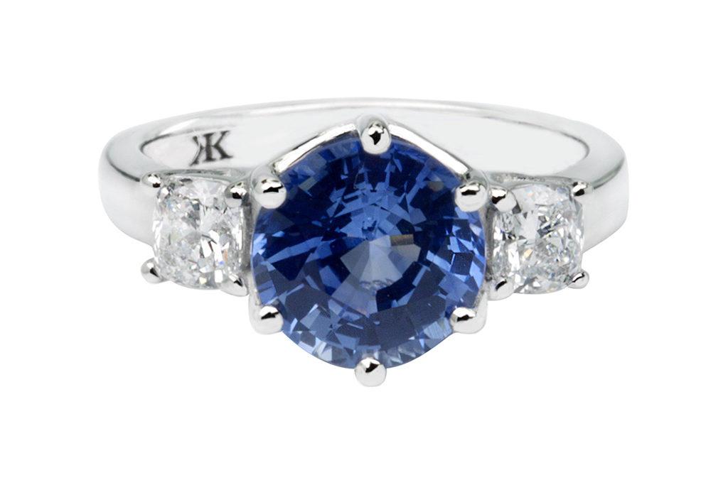 Trilogy Ceylon Sapphire