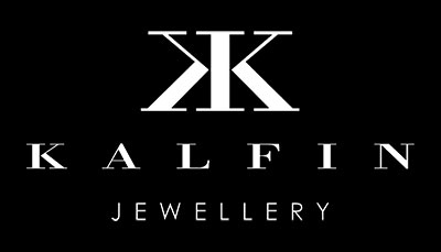 Kalfin Jewellery Logo Black