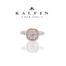 Custom made Argyle pink diamond engagement ring by kalfin Jewellery, diamond engagement ring by Kalfin Jewellery