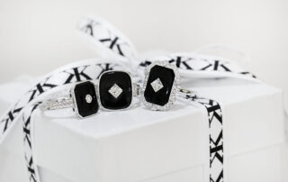 Sapphire Vintage Engagement Rings