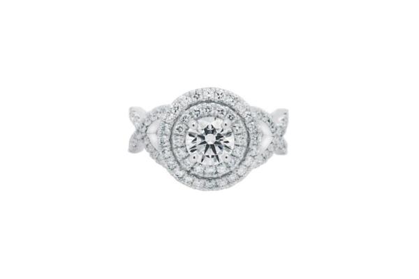 custom design engagement ring 2