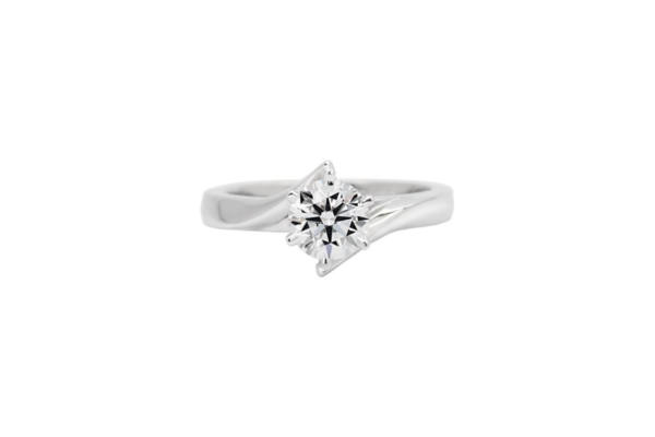 solitaire engagement 2