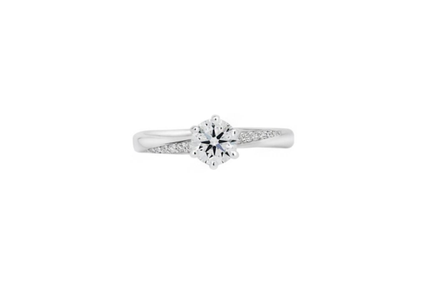 solitaire engagement 4