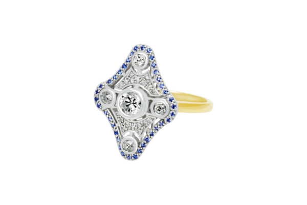 Vintage Engagement Ring 2