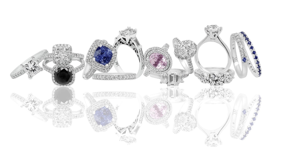 Kalfin Jewellery - wedding rings and engagement rings