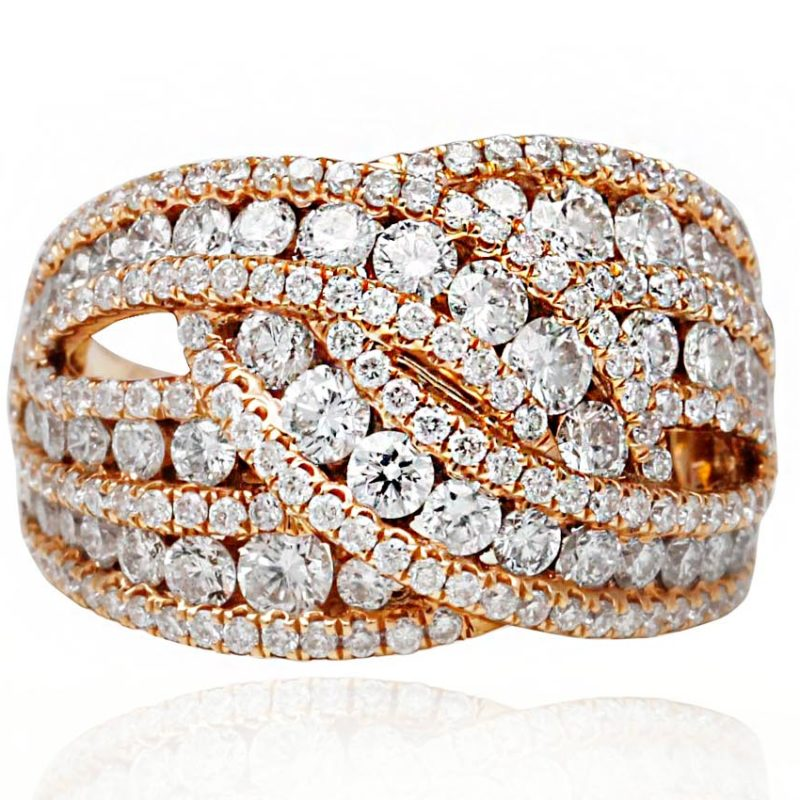 Joy dress ring
