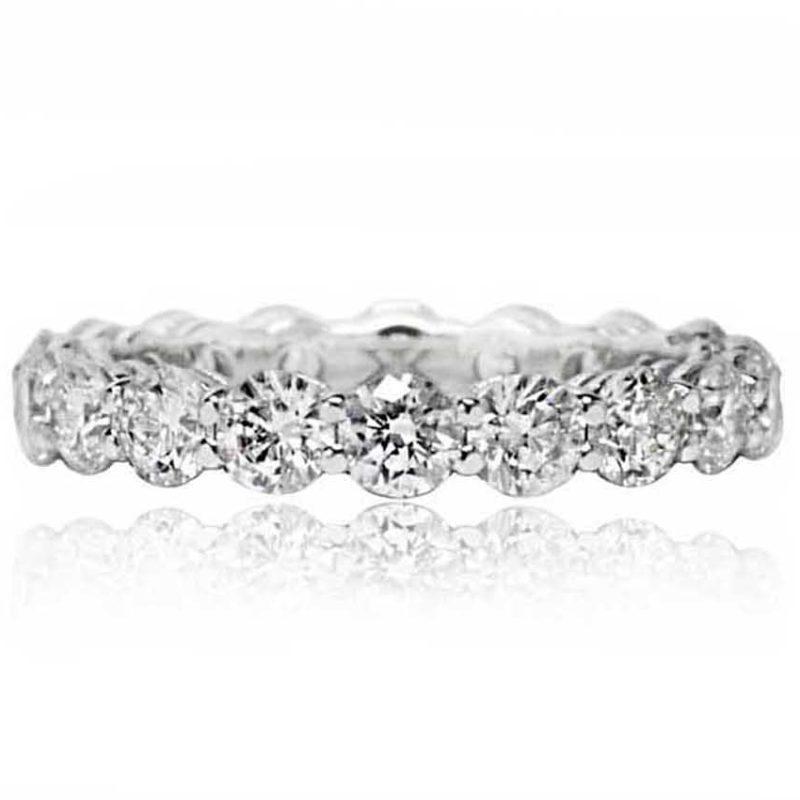 Lotus ring diamond