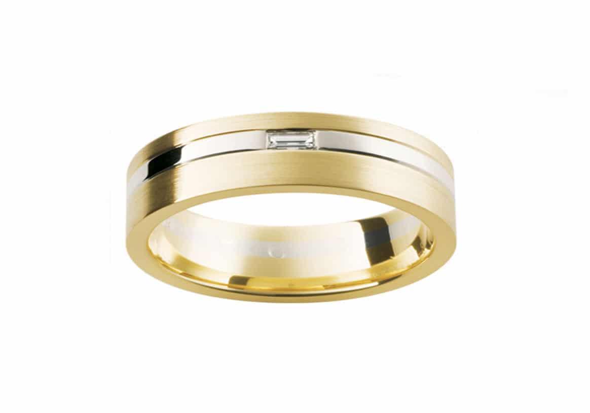 Lorcan Mens wedding ring